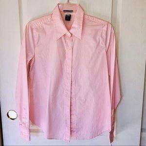 Pink GAP button down